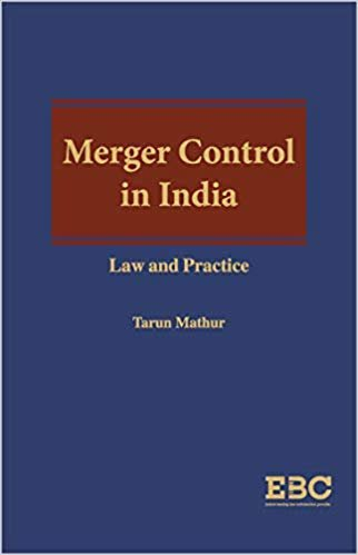 Merger Control In India: Law And Practice by Tarun Mathur eastern book company