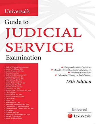 Guide to Judicial Service Examination by Universal