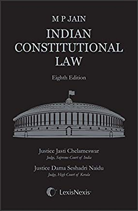 M P Jain Indian Constitutional Law