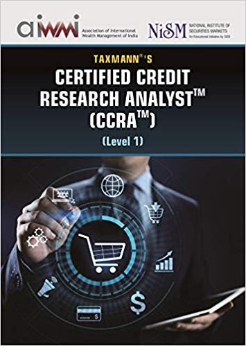 Certified Credit Research Analyst (CCRA) -Level 1