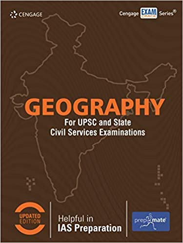 Geography for UPSC and State Civil Services Examinations Paperback – 2019 by PrepMate (Author) english medium