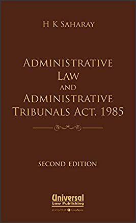 Administrative Law and Administrative Tribunals Act, 1985