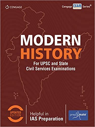 Modern History for UPSC and State Civil Services Examinations Paperback – 2019 by PrepMate (Author) english medium