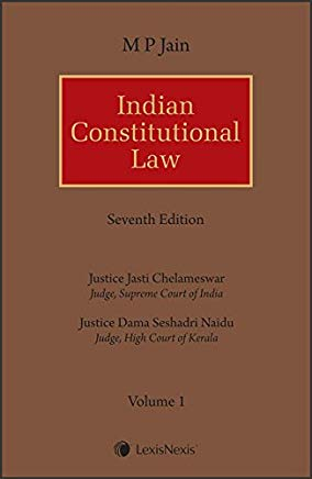 M P Jain Indian Constitutional Law (Set of 2 Volumes)