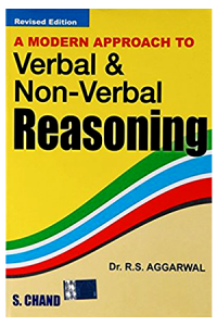 Verbal And Non Verbal Reasoning R S  Aggarwal By S  Chand