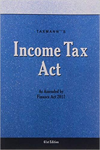 Income Tax Act (Finance Act 2017) Paperback