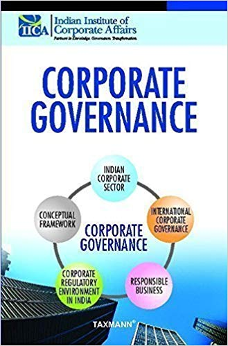 Corporate Governance Paperback By Taxman