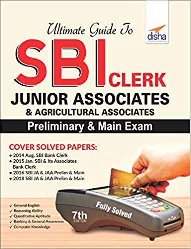 Ultimate Guide to SBI Clerk Junior Associates/ Agricultural Associates Preliminary & Main Exam English Medium