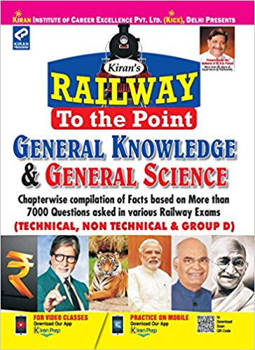 Railway to the Point General Knowledge & General Science English Medium