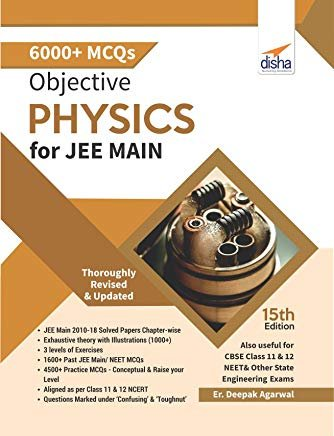 Objective Physics for JEE Main by Deepak Agarwal