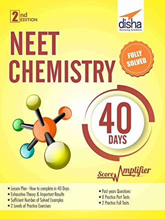 NEET Chemistry 40 Days Score Amplifier 2nd Edition by Disha Experts