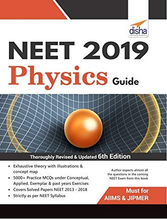 NEET 2019 Physics Guide by Disha Experts