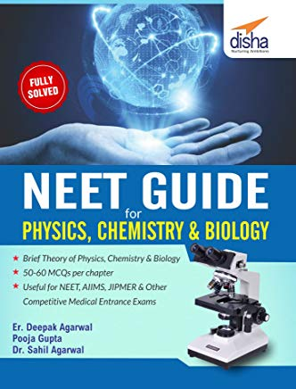 NEET Guide for Physics, Chemistry & Biology by Disha Experts