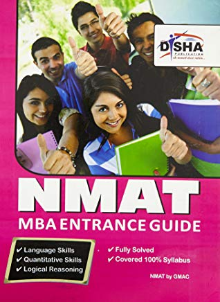 NMAT Entrance Guide by Disha Experts
