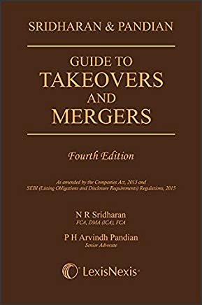 Guide to Takeovers and Mergers by Lexis Nexis
