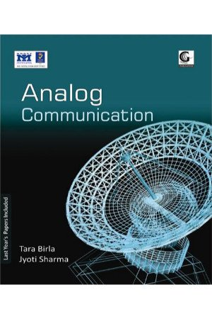 Analog Communication EC 5th Sem By Genius