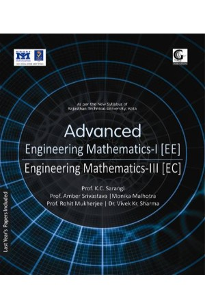 Advance mathematics 1 EC 3rd Sem By Genius