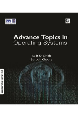 Advance Topics in Operating Systems CS 6th Sem By Genius