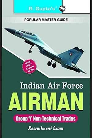 Indian Air Force: Airman Group 'Y' Trades Exam Guide