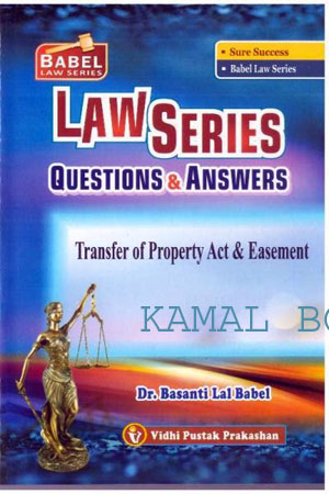Babel Transfer Of Property Act And Easement ACT