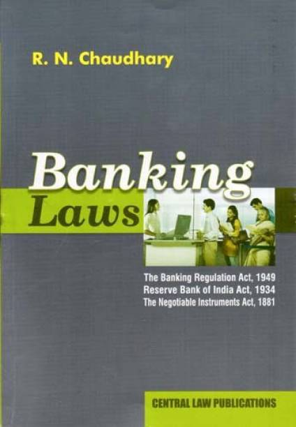 Banking Laws 3 Edition English, Paperback, R.N. Chaudhary
