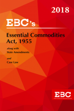 The Essential Commodities Act, 1955