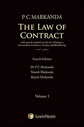 P C Markanda's - The Law of Contract (Set of 2 Volumes) by Lexis Nexis