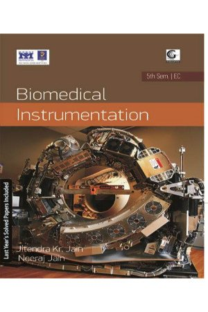 Biomedical instrumentation EC 5th SEM By Genius