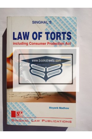 Singhal's-Law-Of-Torts