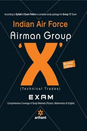 Indian Air Force Airman Group X Techinal Trade