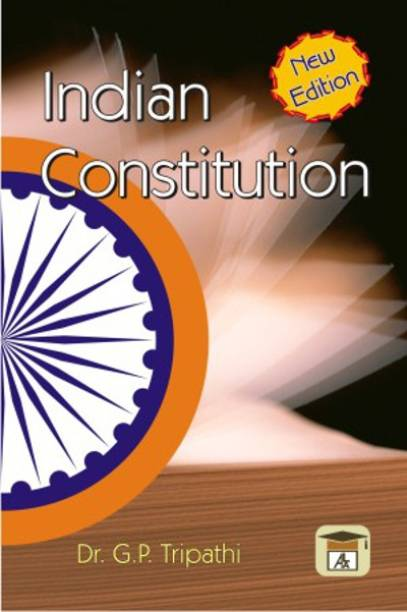 Constitution of India New Edition Tripathi G P In English
