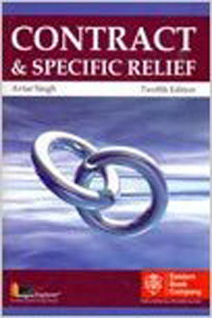 Contract & Specific Relief Paperback – 2017 by Avtar Singh (Author)