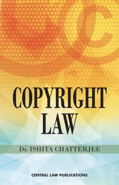 Copyright Law English, Paperback, Ishita Chatterjee