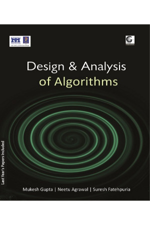 Design and Analysis of Algorithms 6th Sem By Genius