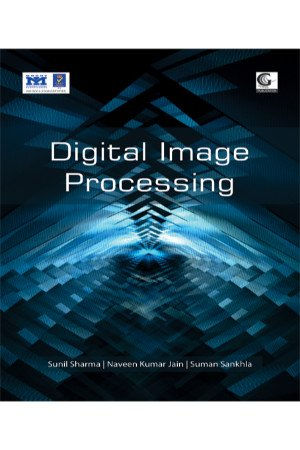 Digital Image Processing For CS Branch 8th Sem By Genius