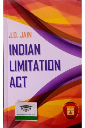 Dr. Jain Indian Limitation Act by Allahabad Law Agency