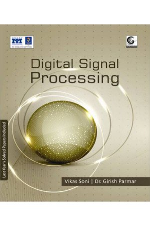 Digital signal processing EC 7th Sem By Genius