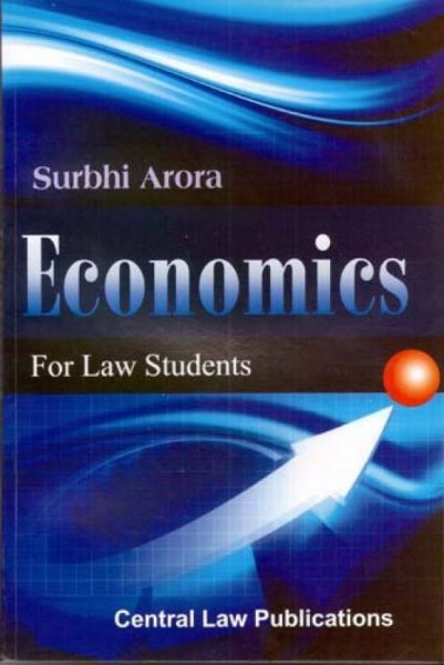 Economics For Law Students  English Paperback Surbhi Arora