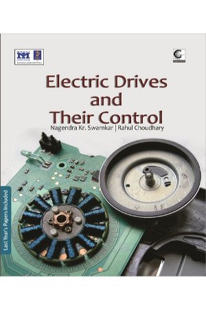Electric Drives & Their Control 8th Sem By Genius