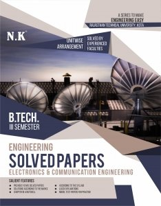 NK Solved Paper 2018 3rd Semester Electronics and communication Branch
