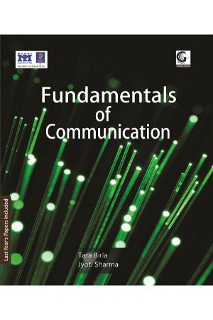 Fundamental of Communication CS 4th Sem By Genius