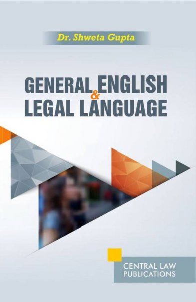 General English & Legal Language  English, Paperback, Shweta Gupta