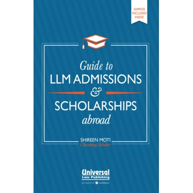 Shireen Moti Guide to LLM Admissions & Scholarships Abroad by LexisNexis