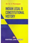 Indian Legal and Constitutional History by  Central Law Agency in english