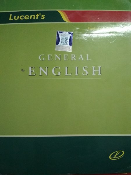 Lucent General English In Hindi
