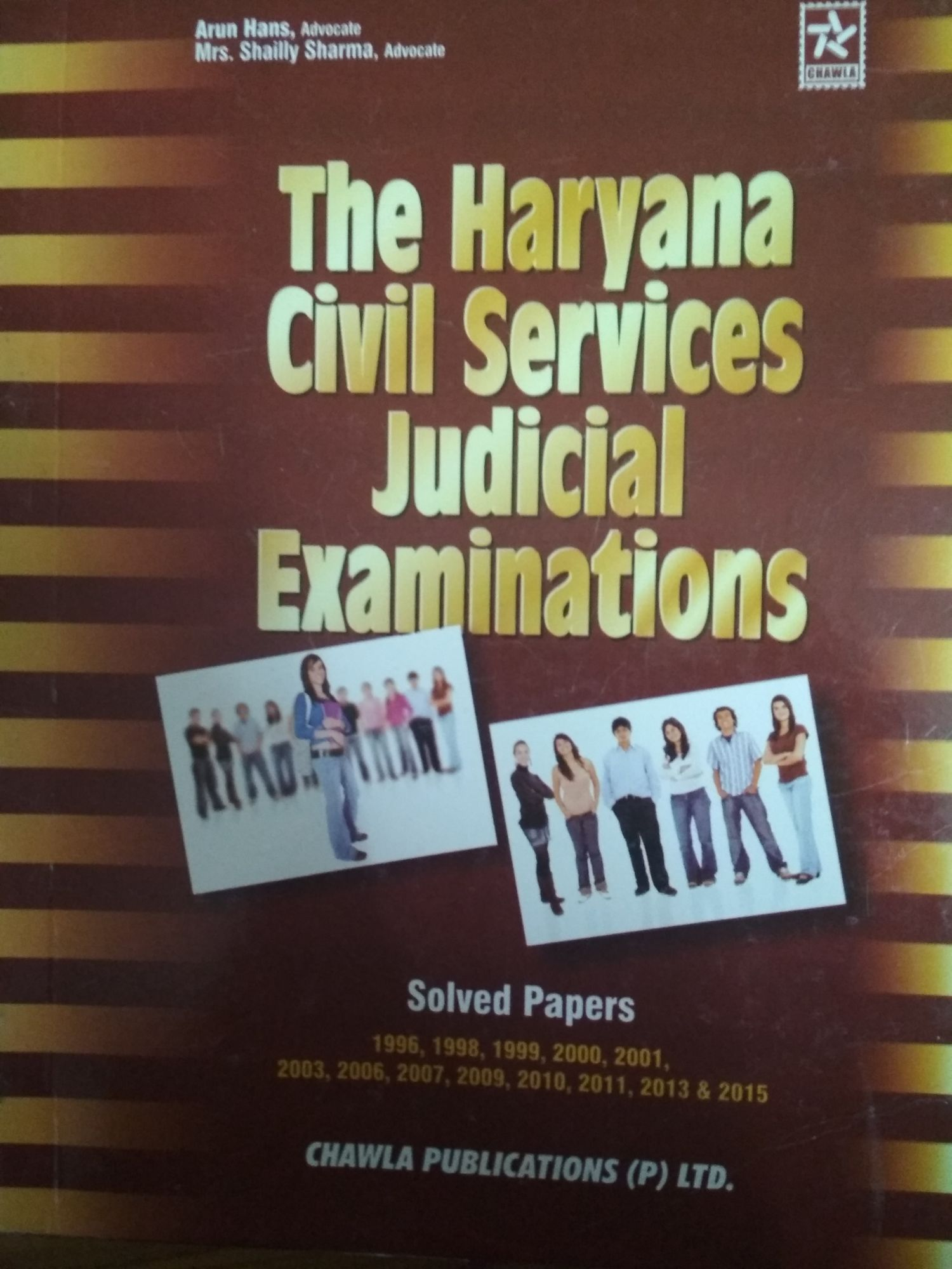 The Haryana Civil Services Judicial Examination