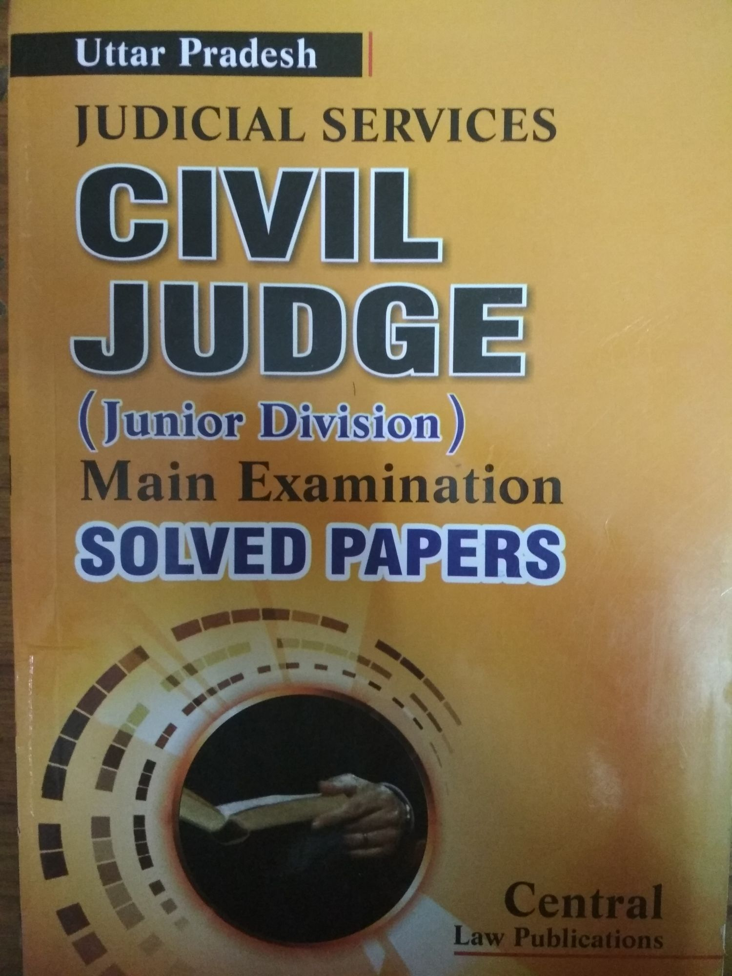 CLP Up Judicial Services Civil Judge Junior Examination Solved Papers