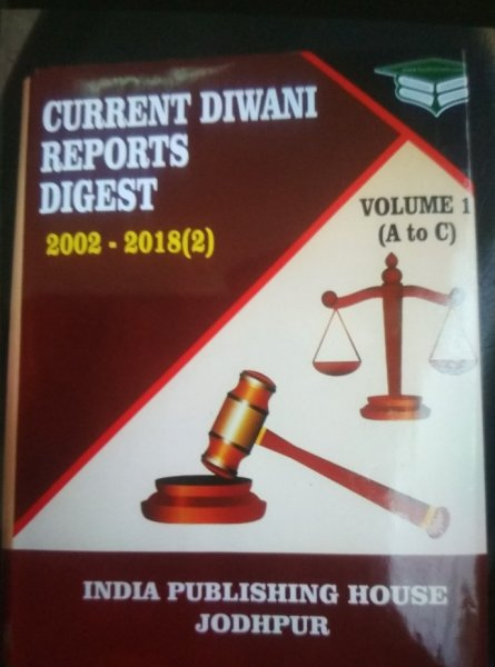 Current Diwani Reports Digest