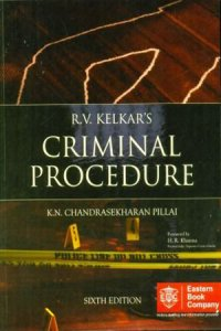 Criminal Procedure Paperback – 2014 by R.V. Kelkar's (Author)