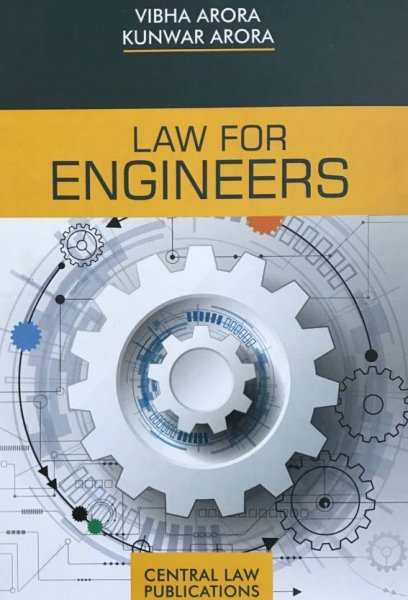 Law for Engineers  English, Paperback, Vibha Arora, Kunwar Arora